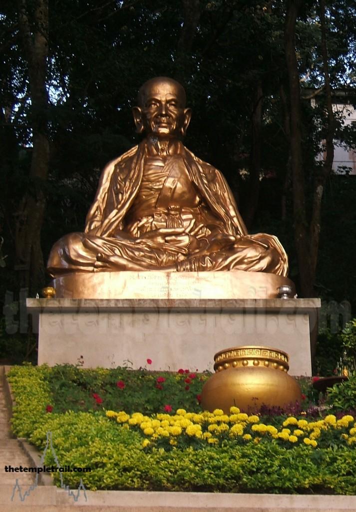 Phra Kru Ba Sri Vichai Sirvichaiyo Doi Suthep
