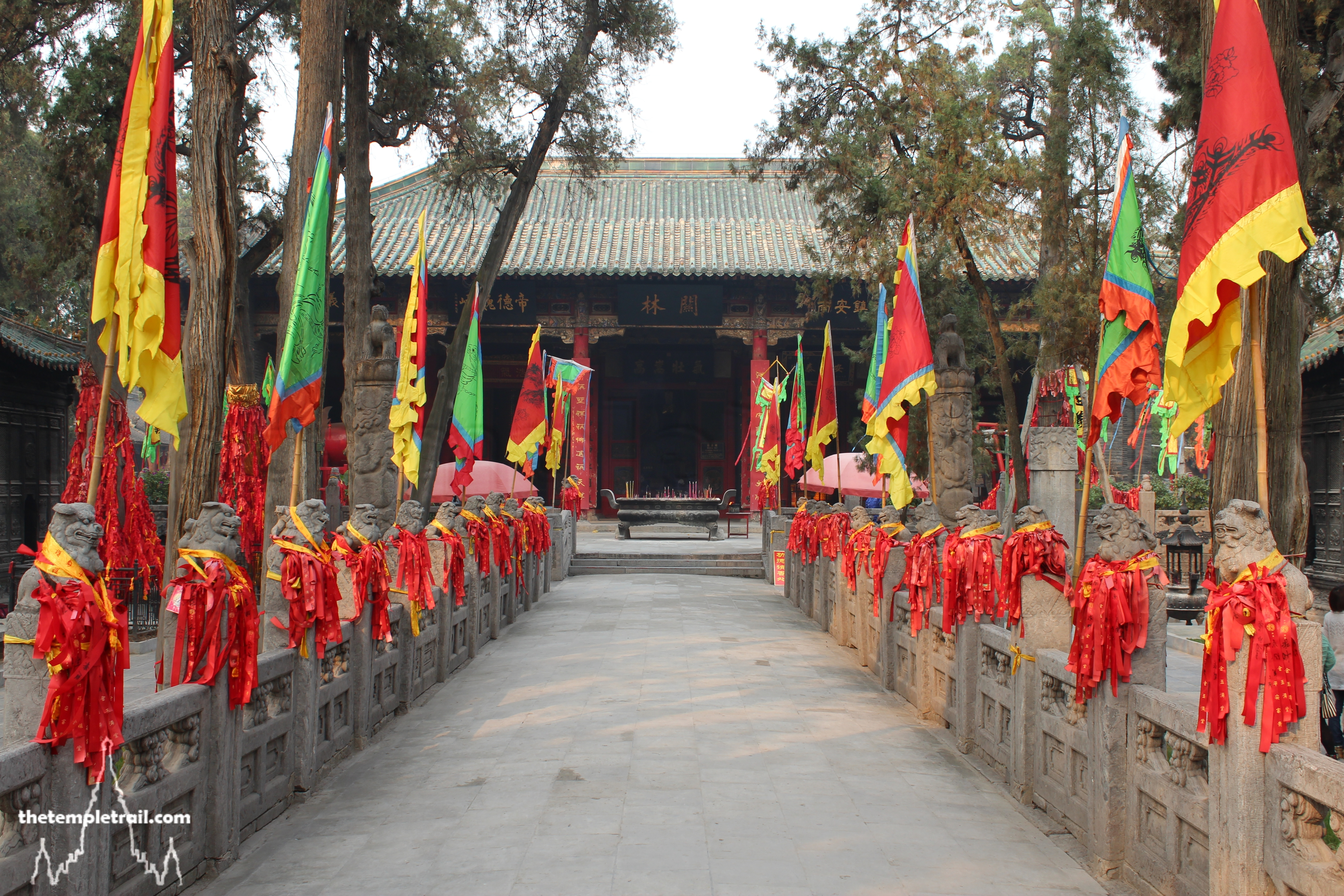 Guanlin Temple