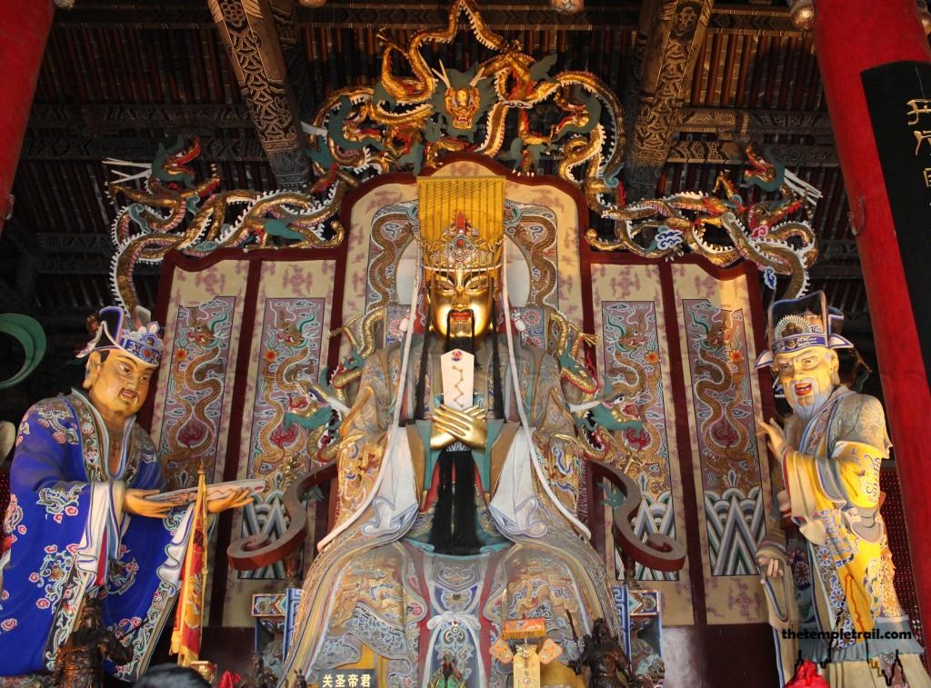 Guanlin Temple Guan Di