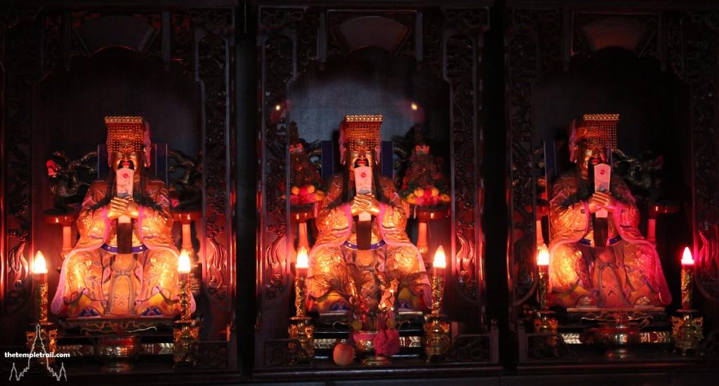 Guanlin Temple Guan Yu Shrines