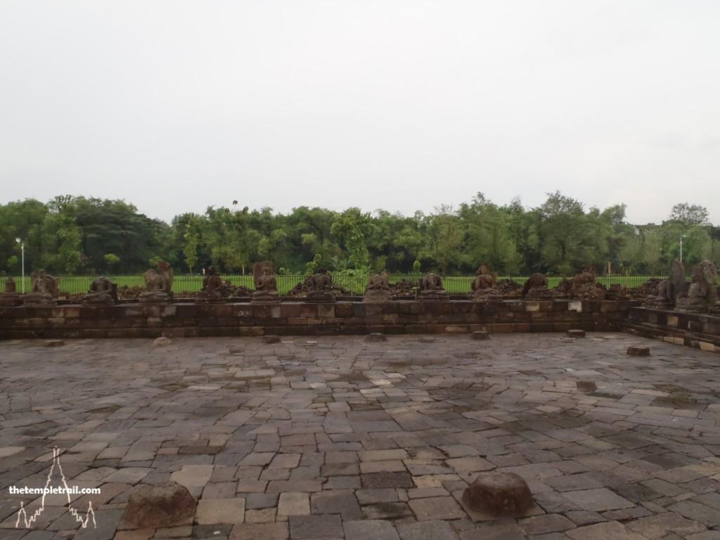 Candi Plaosan Indonesia The Temple Trail