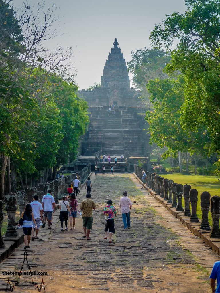 Phanom Rung Ceremonial Walkway