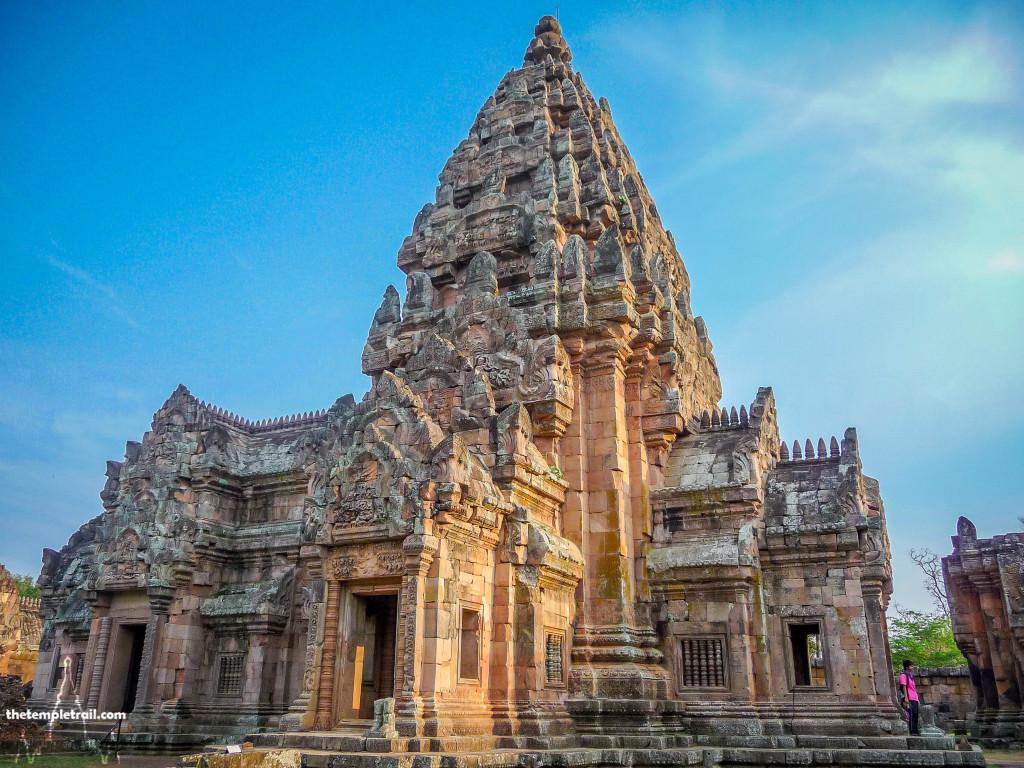 Prasat Phanom Rung, Thailand