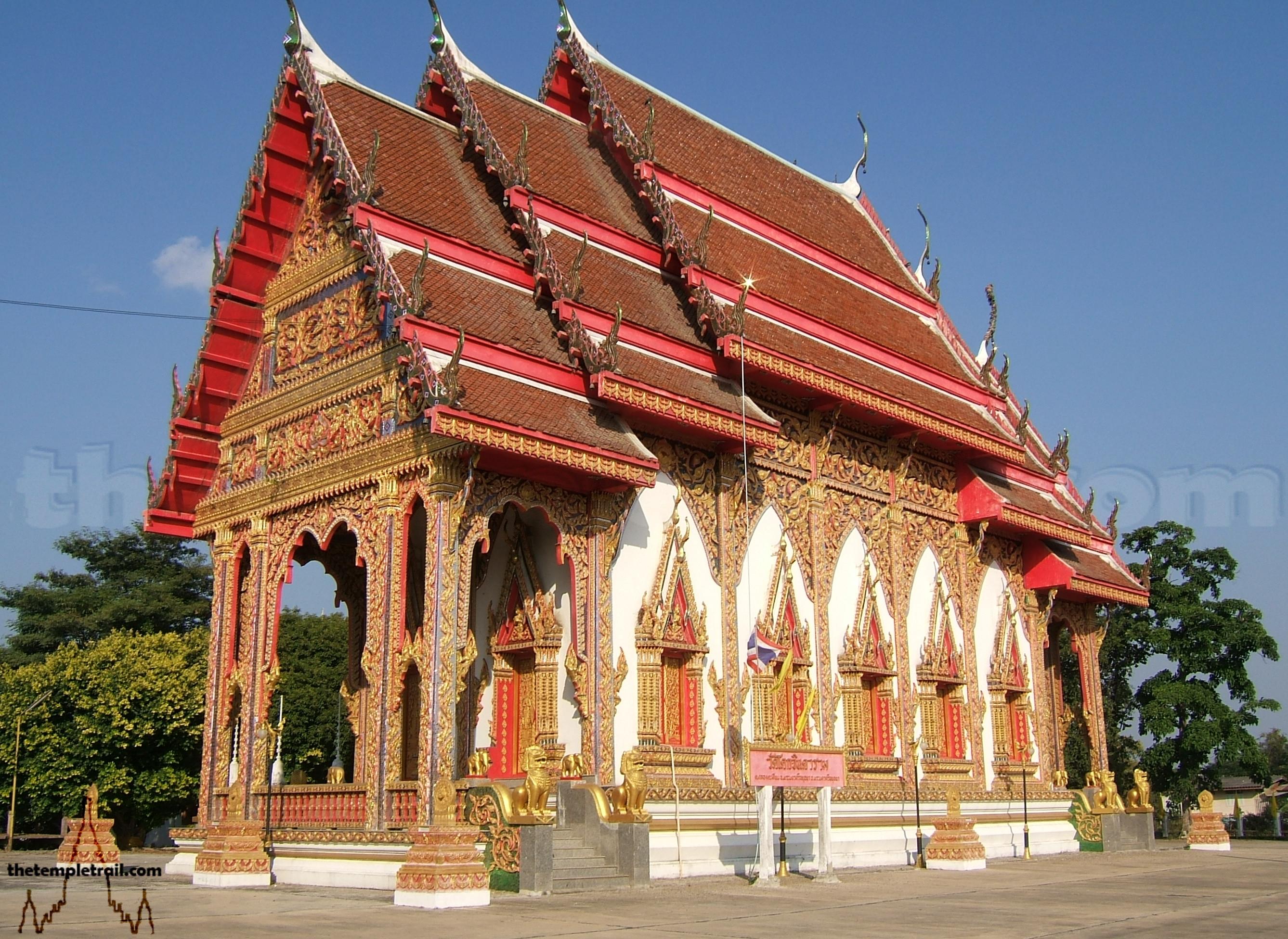 Thai Temples 101