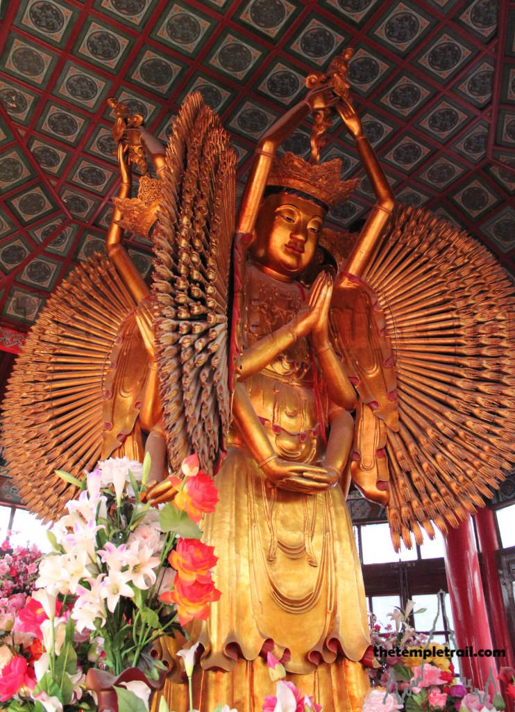Temple of the Chief Minister Guanyin