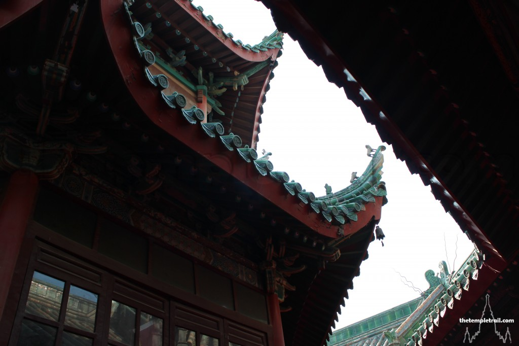Temple of the Chief Minister Luohan Dian