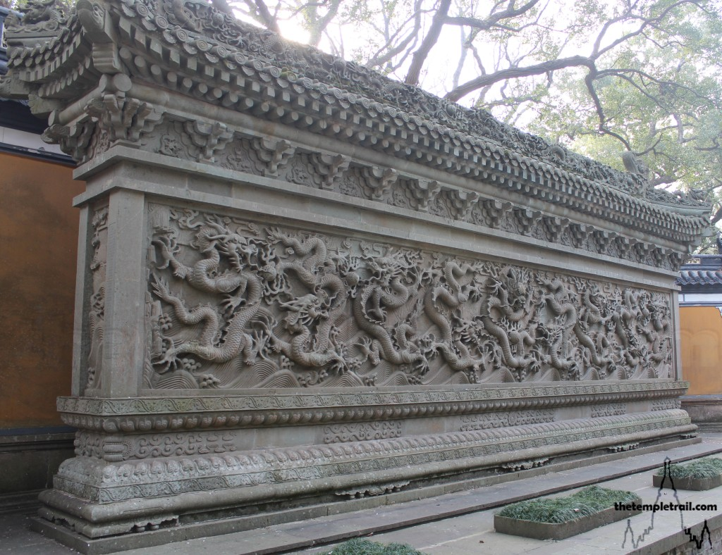 Nine Dragon Wall: Chinese Buddhist Temples 101