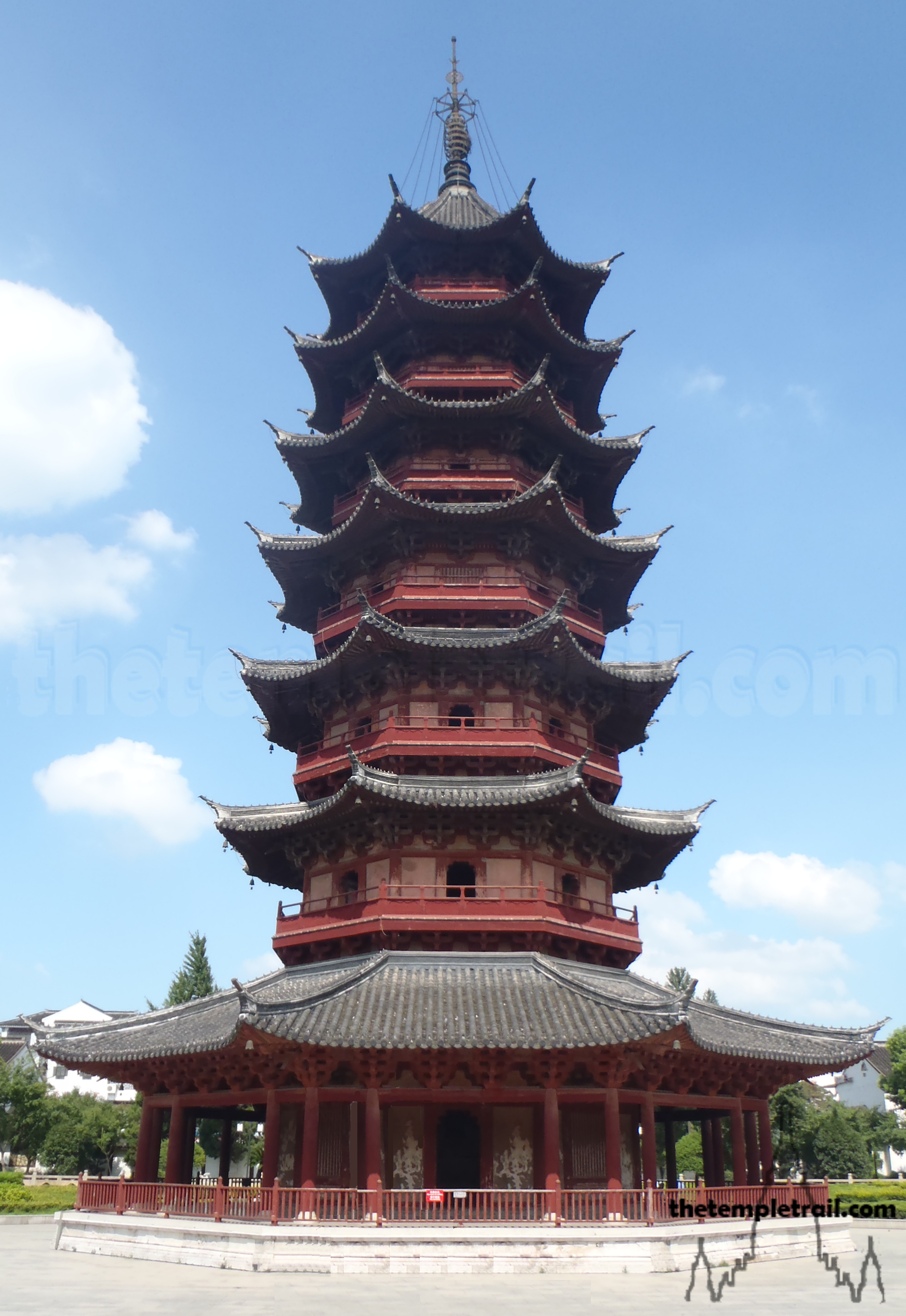 Chinese Buddhist Temples 101