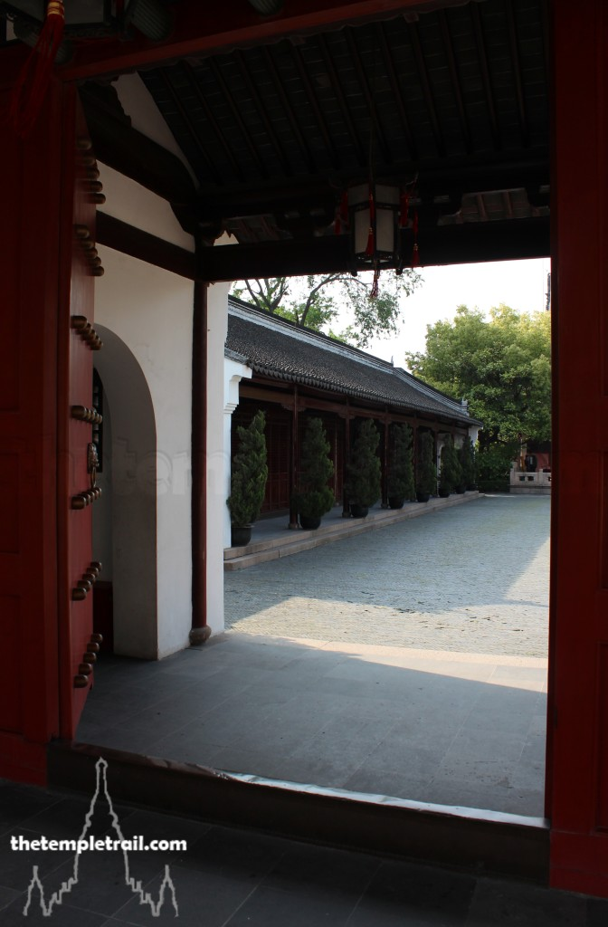 Wen Miao Doorway into the First Courtyard