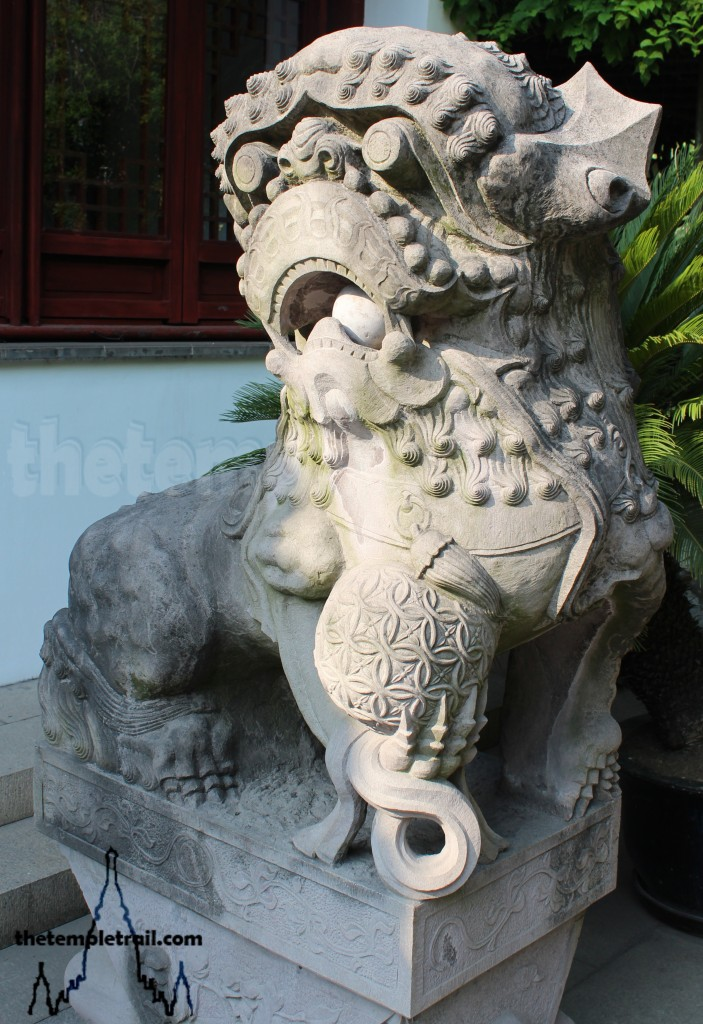 Wen Miao Lion
