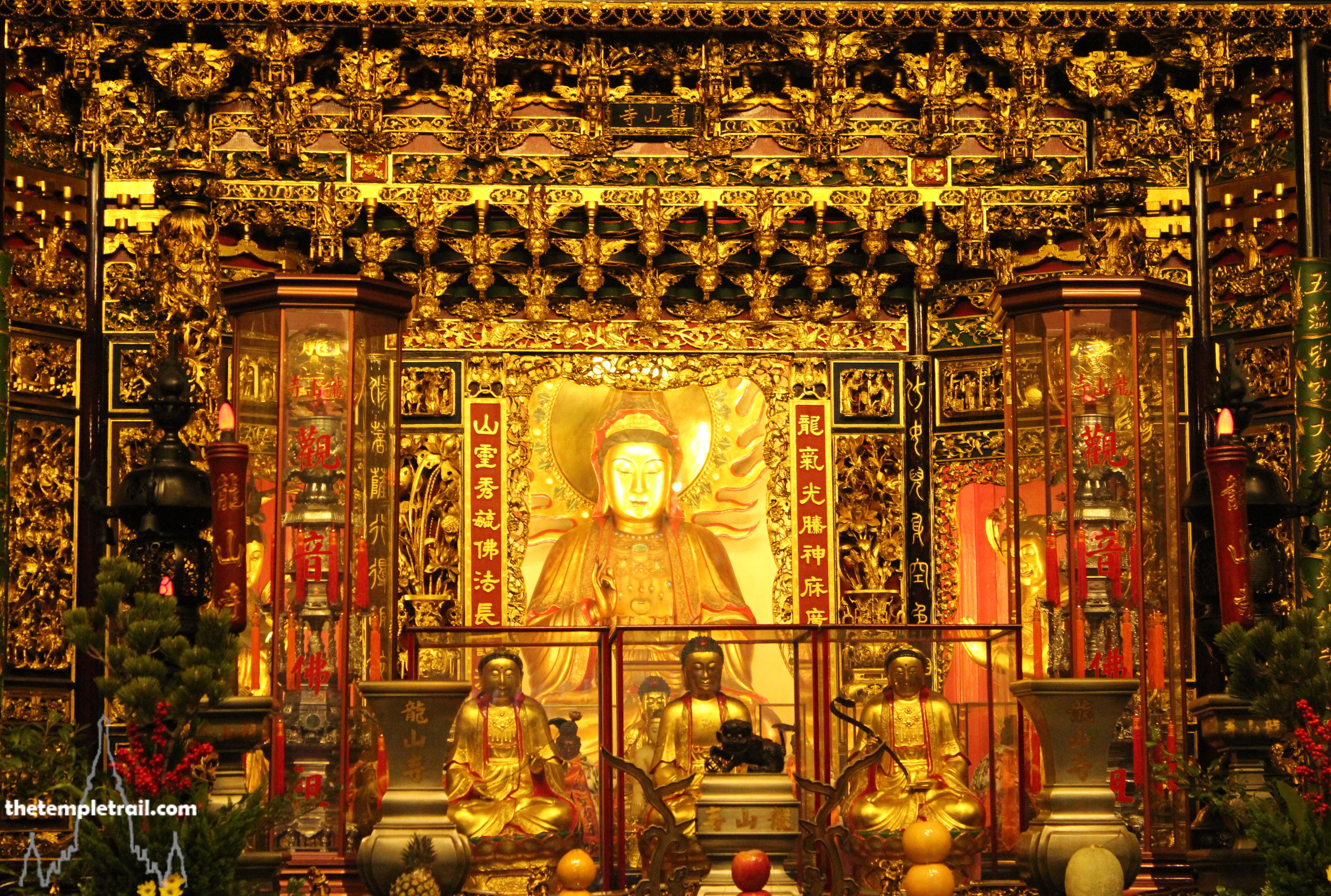 Manka Lungshan Temple