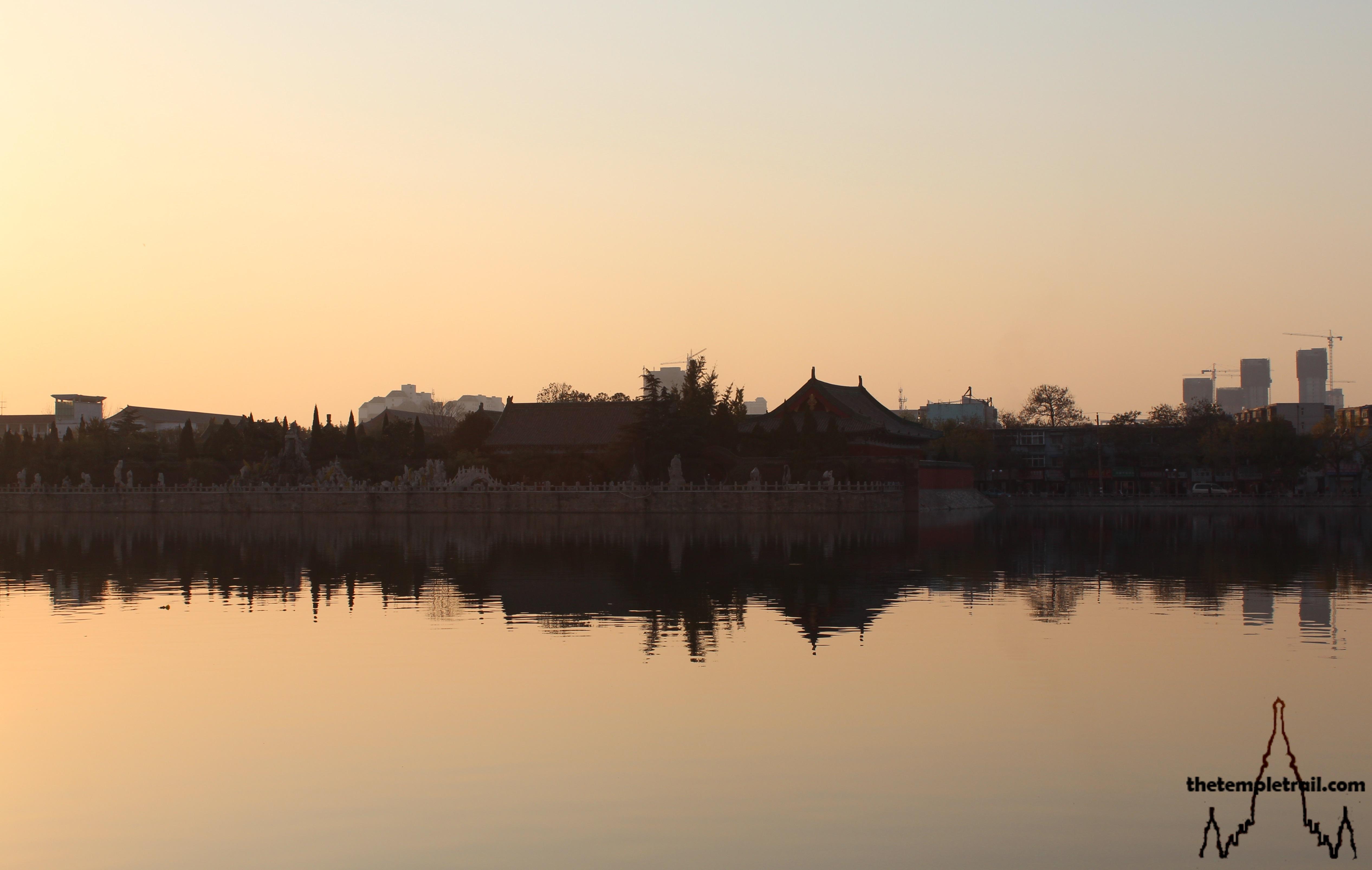 Bao Gong Temple, Kaifeng
