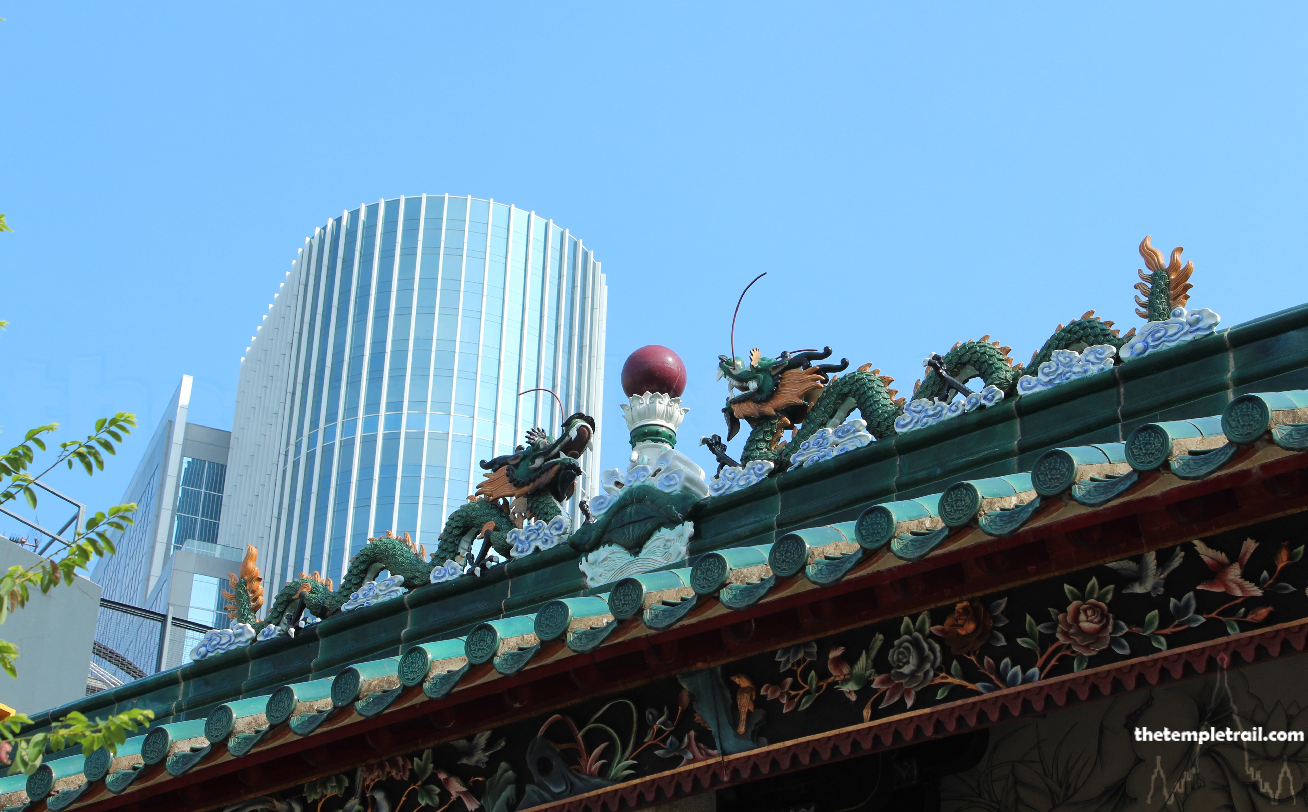 Tam Kung Temple, Shau Kei Wan