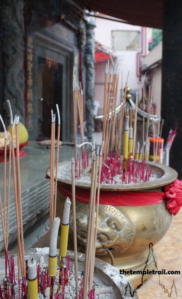 Monkey God Temple, Hong Kong
