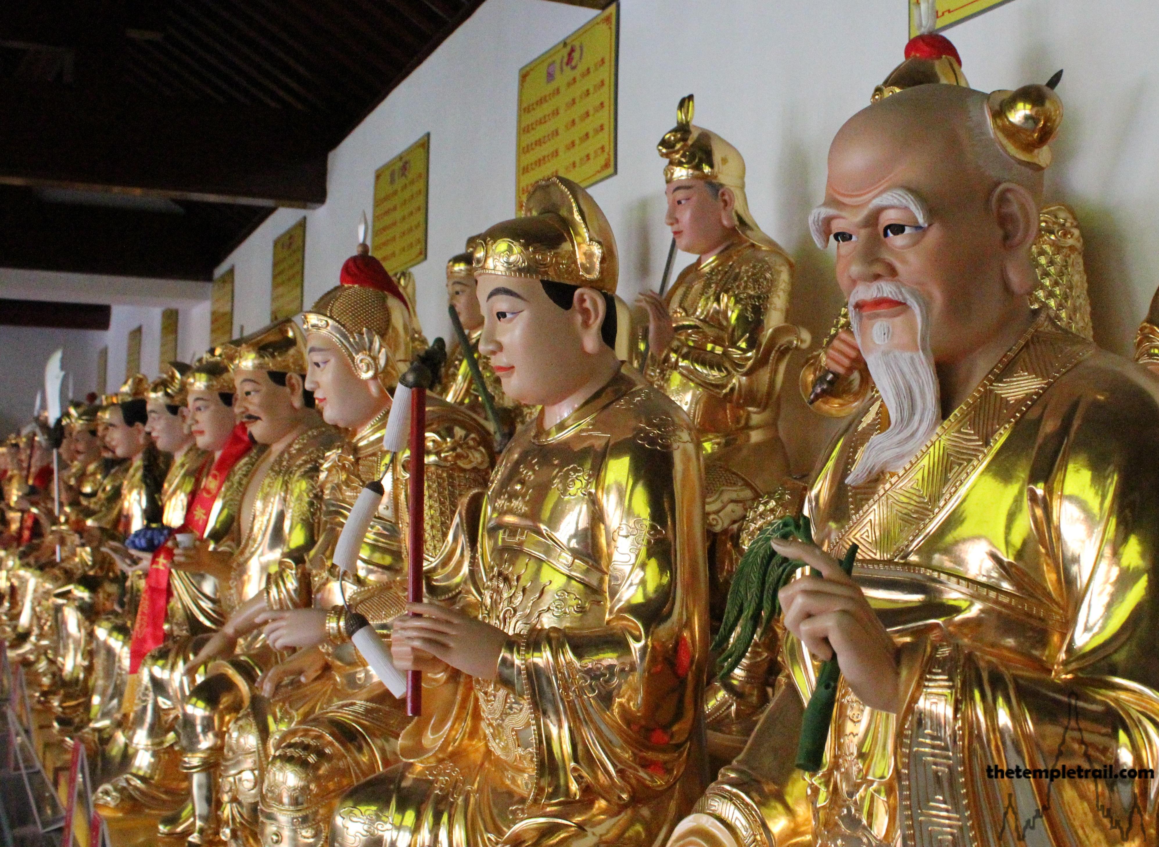 Chinese Gods 101