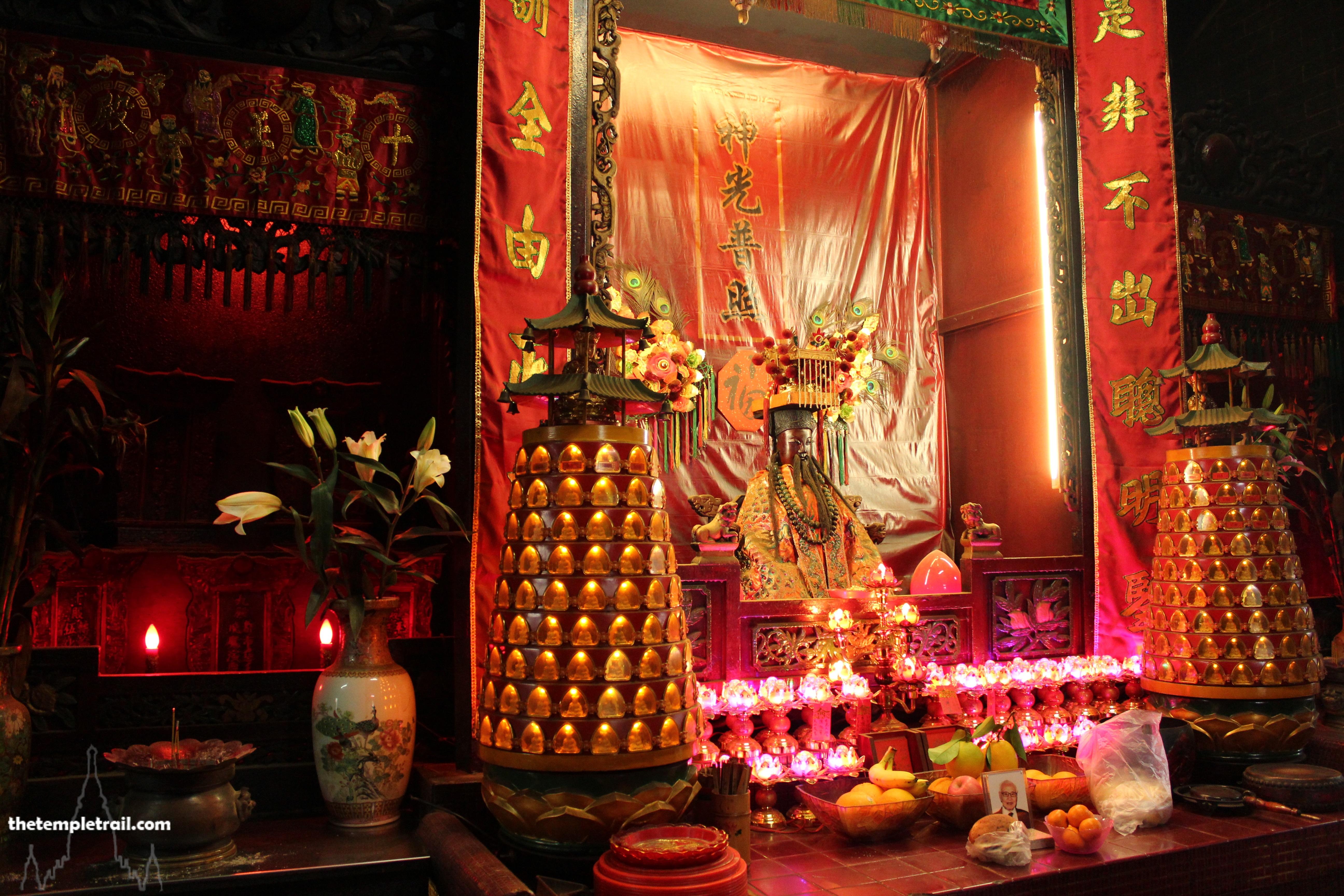 Shing Wong Temple, Shau Kei Wan