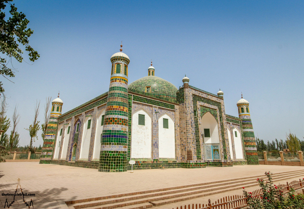 Afāq Khoja Mausoleum