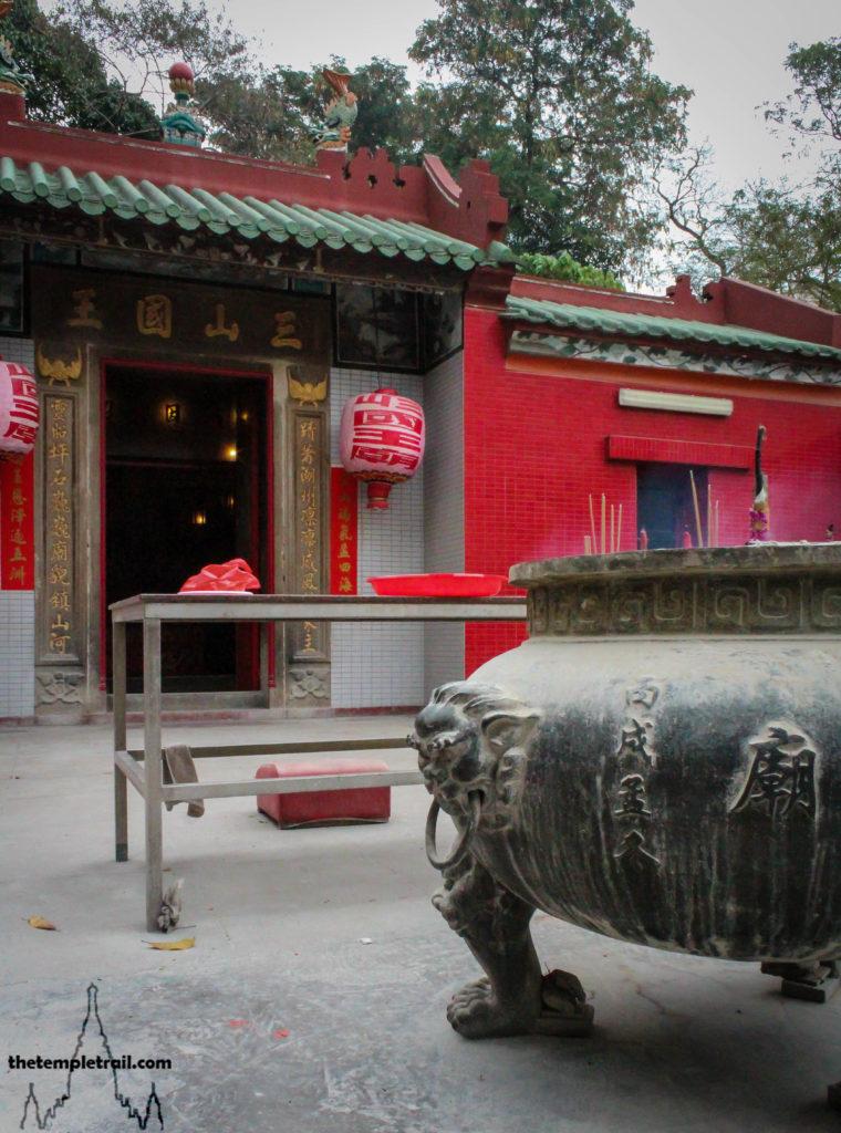 Sam Shan Kwok Wong Temple