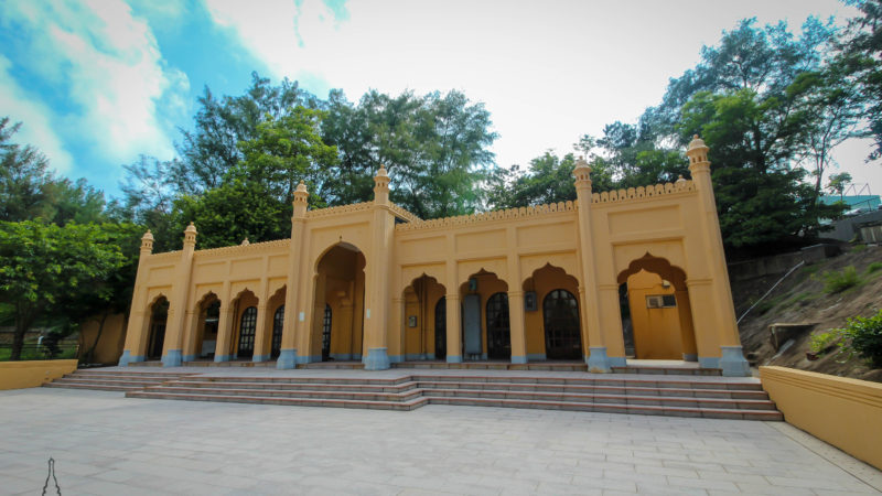 Stanley Mosque: Indian Enforcers to Grade 1 Status