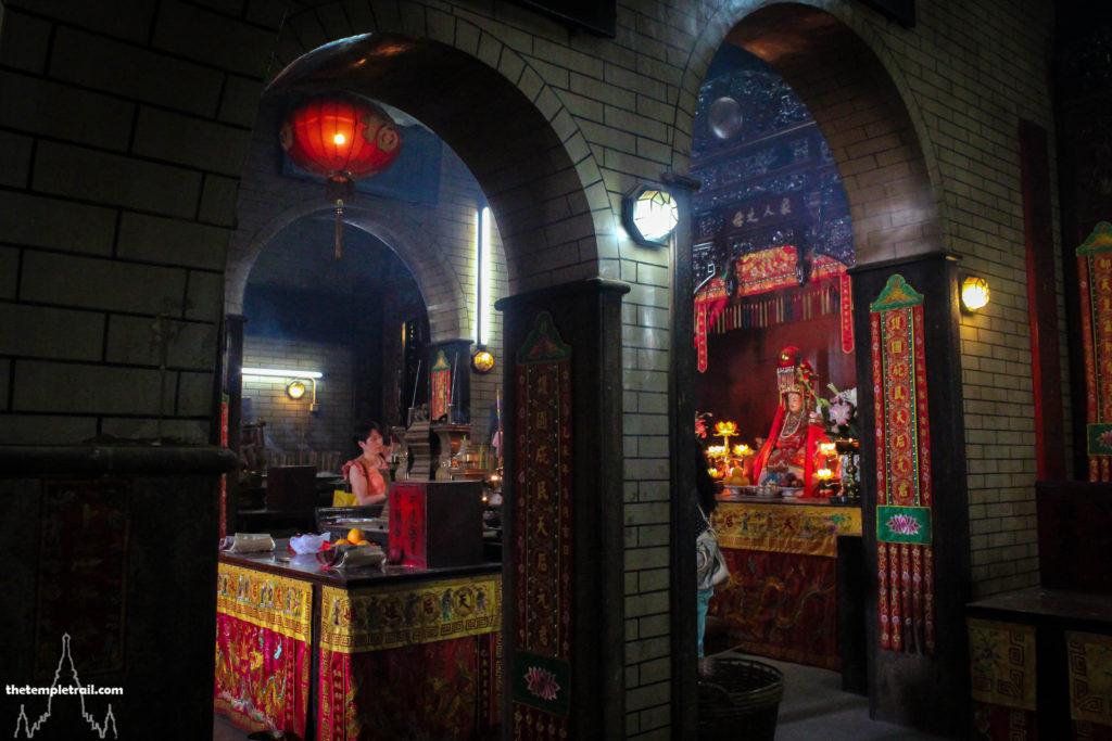 Tin Tak Shing Kau Tong, Dai Shu Ha, Yuen Long